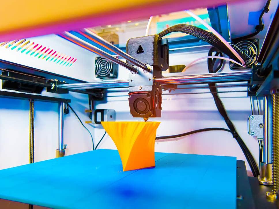Sprawdź, w jaki sposób druk 3D zmienia sposób, w jaki postrzegamy sztukę