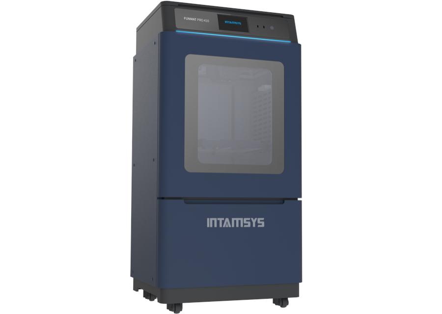 """INTAMSYS FUNMAT PRO 410- drukarka  określana jako """"wszystko w jednym""""."""