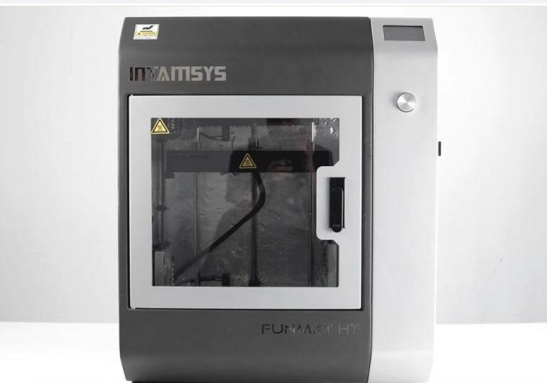 Обзор улучшенного 3D-принтера Intamsys Funmat HT