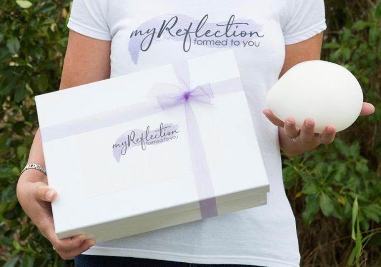 Firma myReflection tworzy dzięki drukarce 3D wygodne protezy dla kobiet chorych na raka piersi