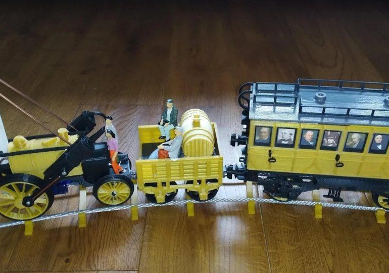 Modele 3D pociągów: 10 najlepszych źródeł