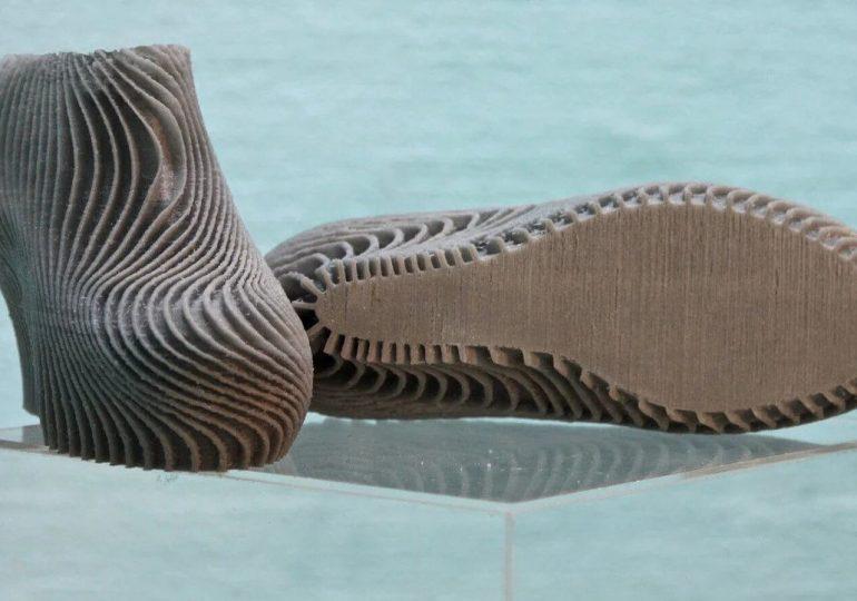 Te drukowane w 3D szpilki, są wygodniejsze niż zwykłe buty