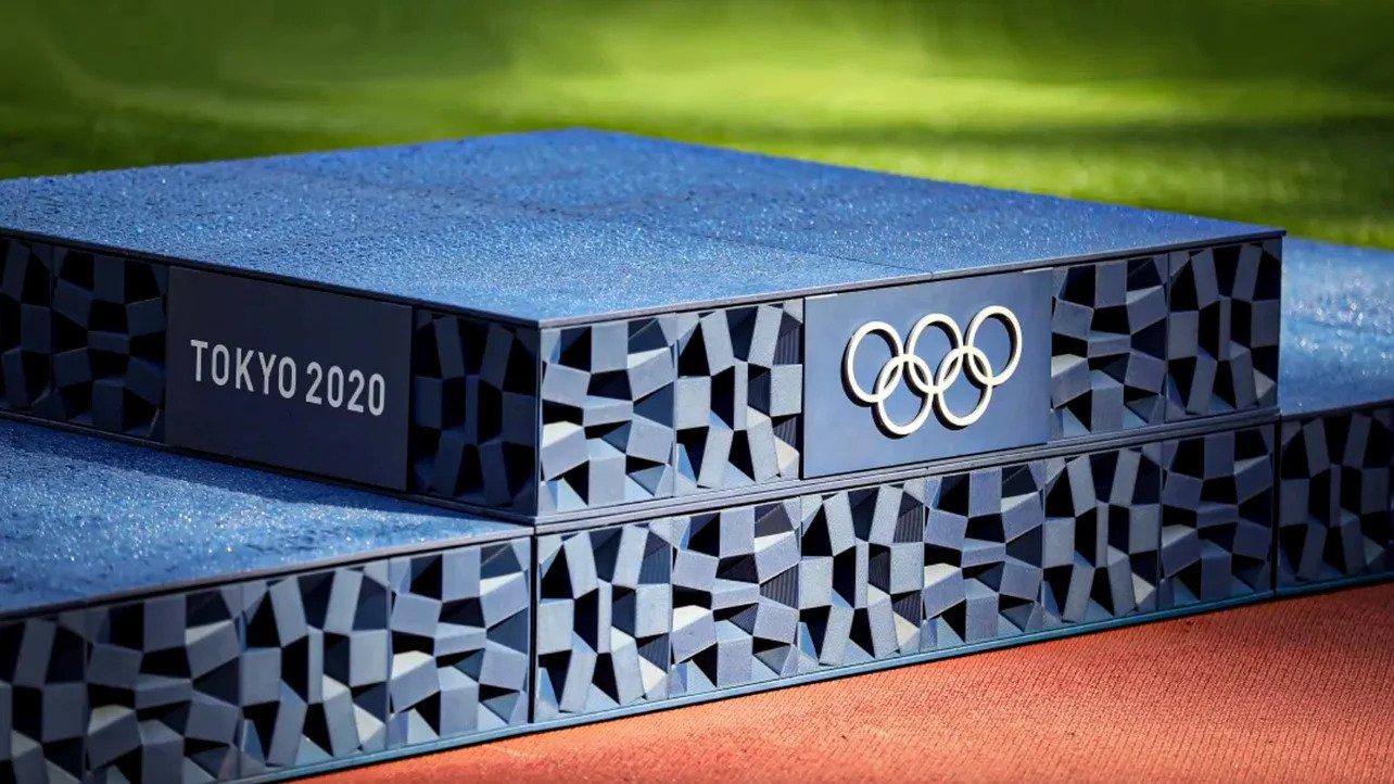Olimpiada Tokio 2020 i niezwykłe podia wydrukowane w 3D