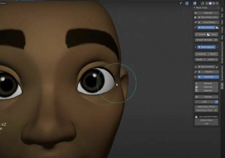 Model człowieka w Blenderze: 8 najlepszych źródeł modeli 3D