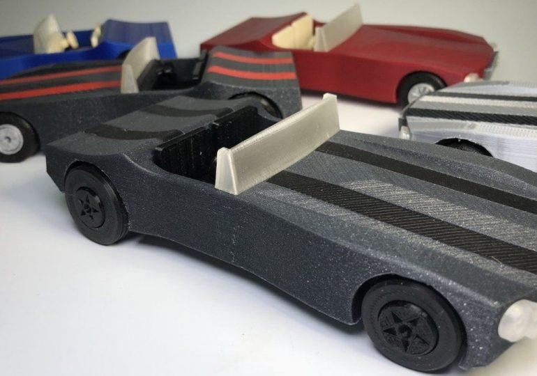 Zabawkowe samochody drukowane w 3D: 10 wspaniałych modeli, które przecierają szlaki