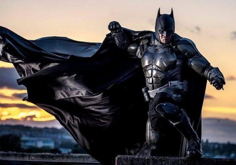 Drukowane w 3D rekwizyty Batmana dla fanów Arkham Knight