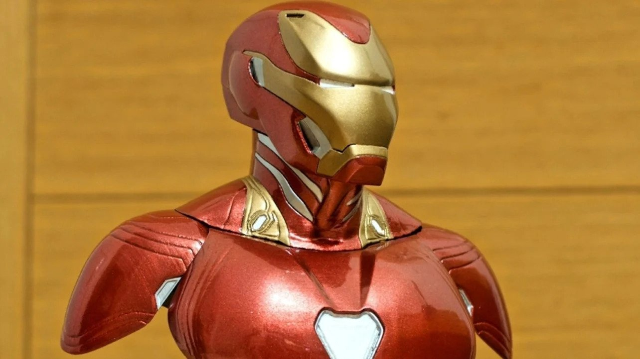 Wydruki 3D Marvela: 15 najlepszych modeli inspirowanych komiksami