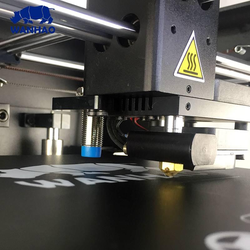 Zacznijmy wyjątkowo dobrze tydzień: drukarki 3D Wanhao I3 Plus oraz Wanhao Duplicator 6 Plus - 60%!!!!!